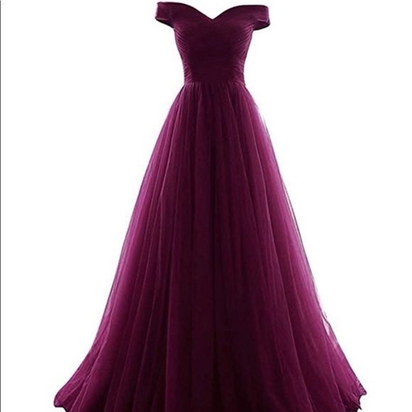 Beautiful Plus Size Ball Gown